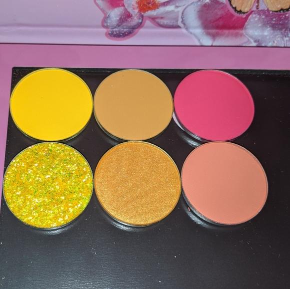 BN 6 Colourpop Eyeshadows